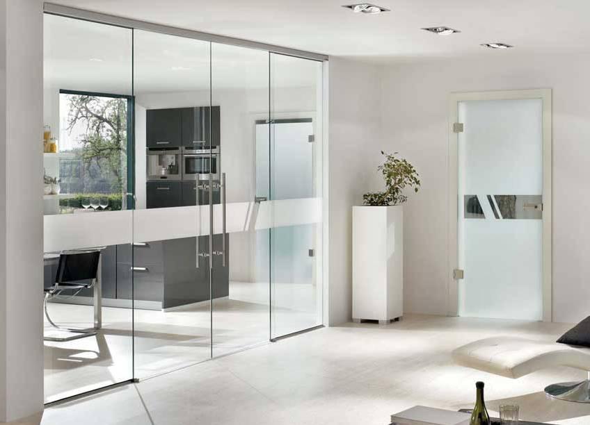 раздвижная стеклянная перегородка в квартире фото экскурсию
