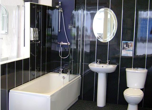 Как отделать ванной комнаты варианты совмещенных ванных комнат
