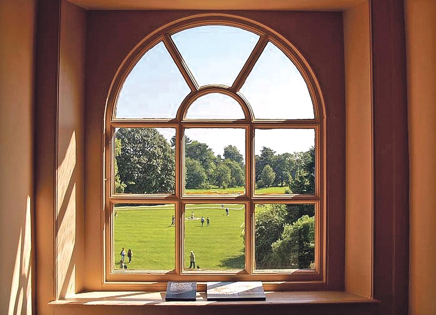 классические окна картинки