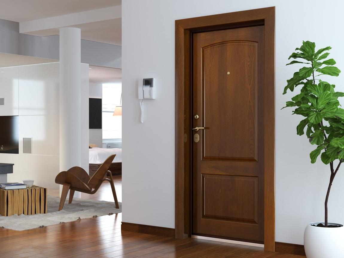 купить межкомнатные двери из шпона