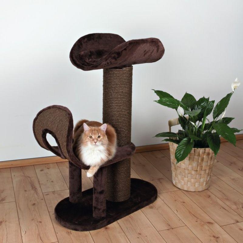Домик для котов с когтеточкой своими руками 93