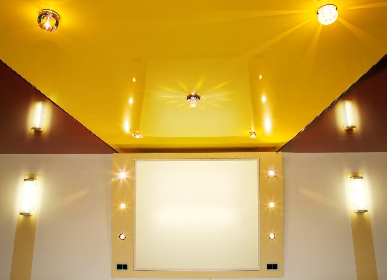 потолок ремонт картинки проекты
