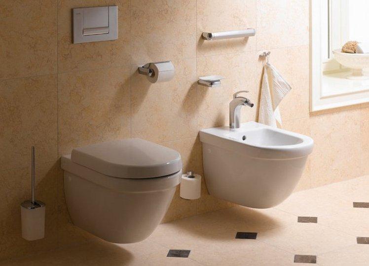 Асексуари для туалетов