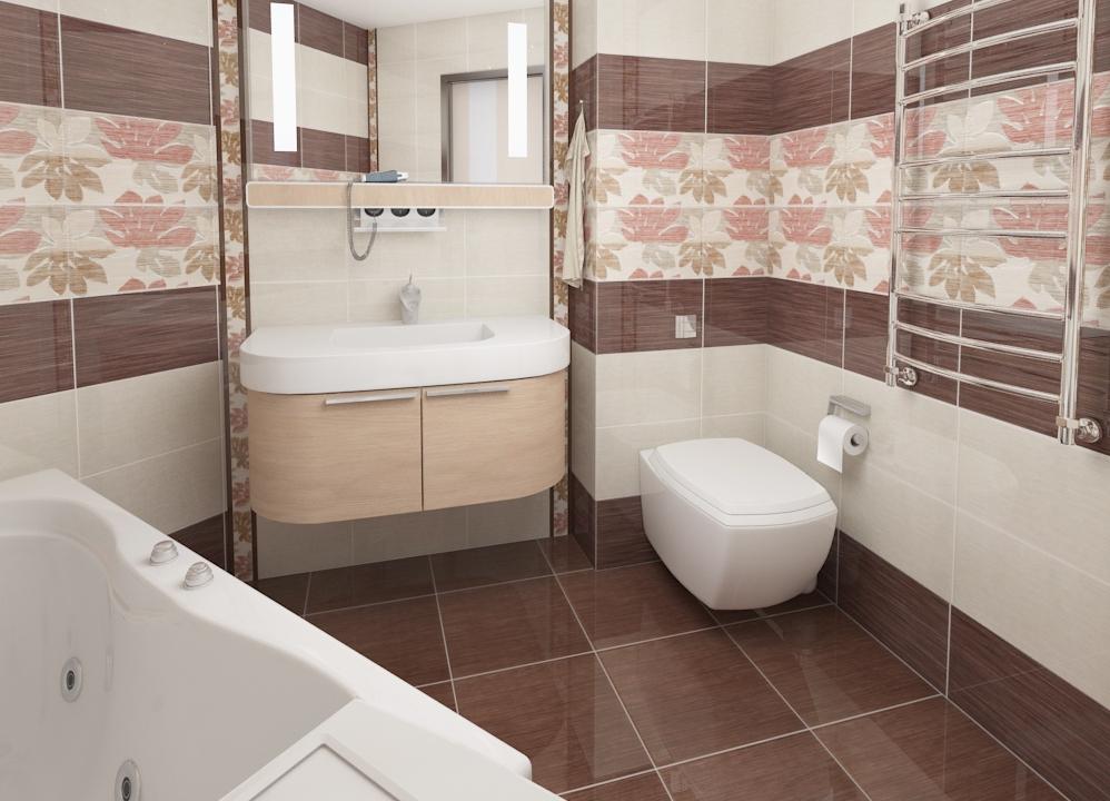 дизайнерские решения для ванной комнаты фото