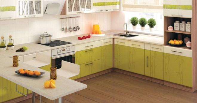 кухонный угловой гарнитур с барной стойкой угловой мойкой дизайн