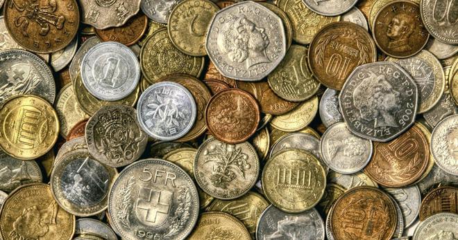 Чем можно чистить монеты в домашних условиях