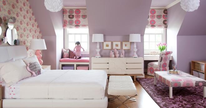интерьер комнаты для девочки дизайн для двух девочек оформление