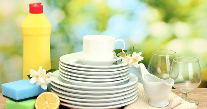 Средство для мытья посуды - как выбрать эффективное и безопасное средство?