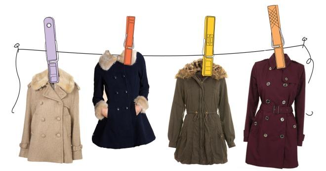 Как постирать драповое пальто в машинке автомат