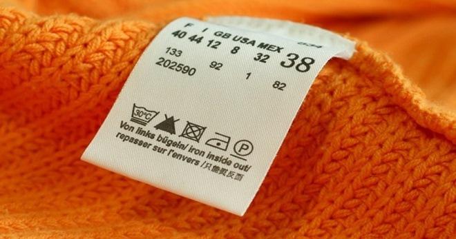 Знаки на одежде для стирки - расшифровка условных обозначений на ярлыках