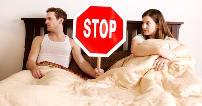 Воздержание от секса у женщин