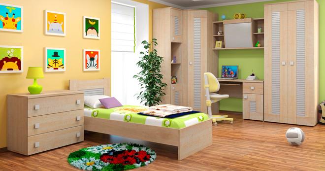 мебель для детской комнаты для мальчика школьника подростка