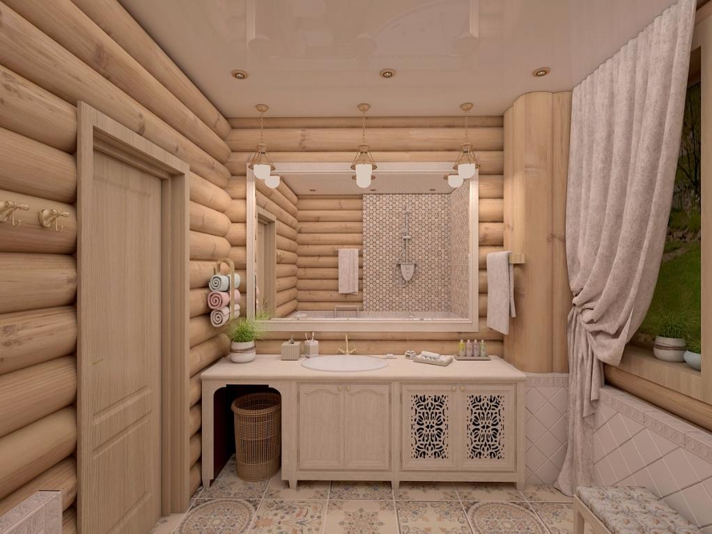 большинстве заведений санузел в деревянном доме фото дизайн уже