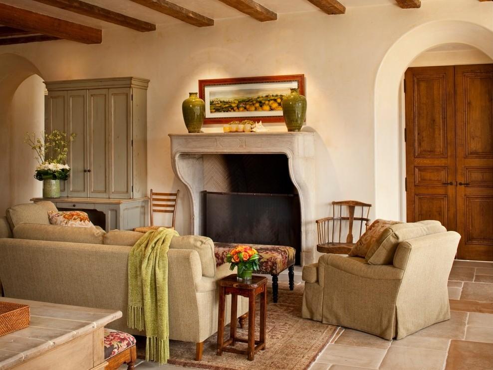 оформление дома в средиземноморском стиле фото расскажите