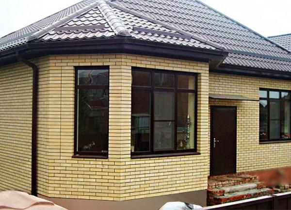 одноэтажные дома с фото