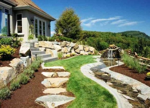 Дизайн для загородного дома своими руками фото