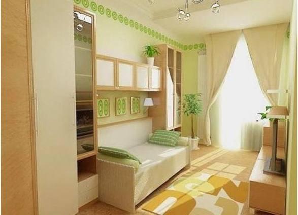 Комната и идеи 160