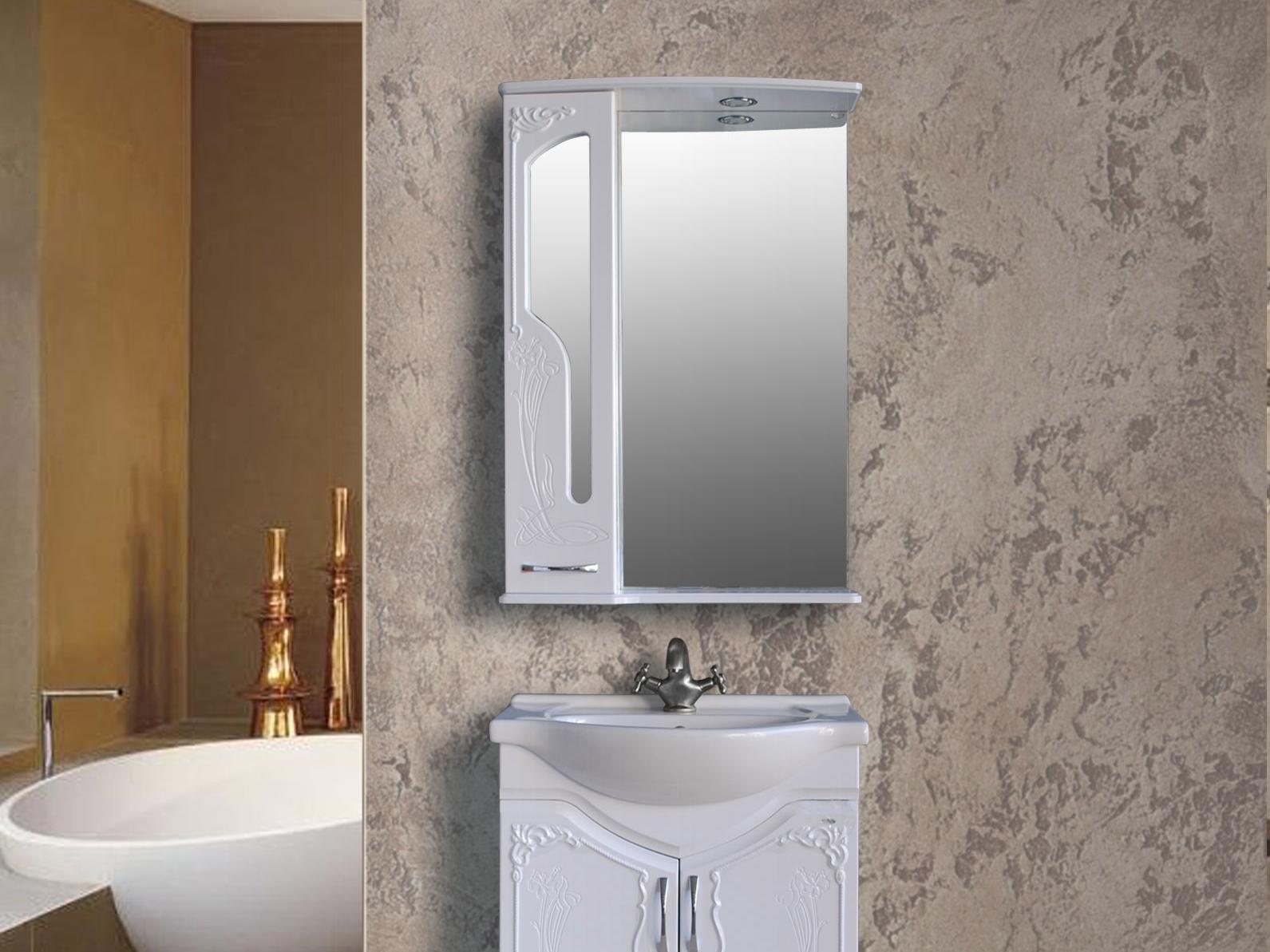 Шкафчик с зеркалом для ванной своими руками фото 64