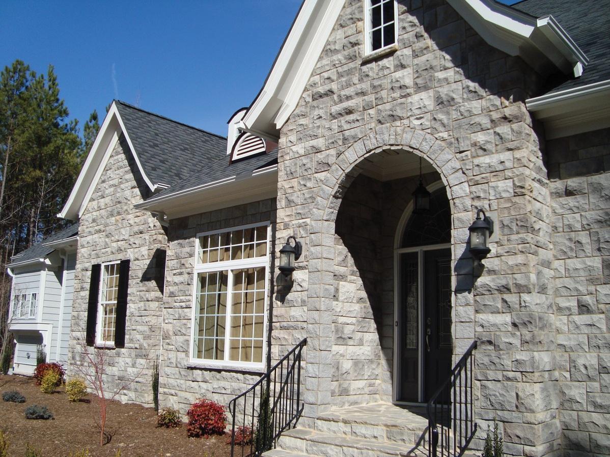 искусственный камень для облицовки фасада