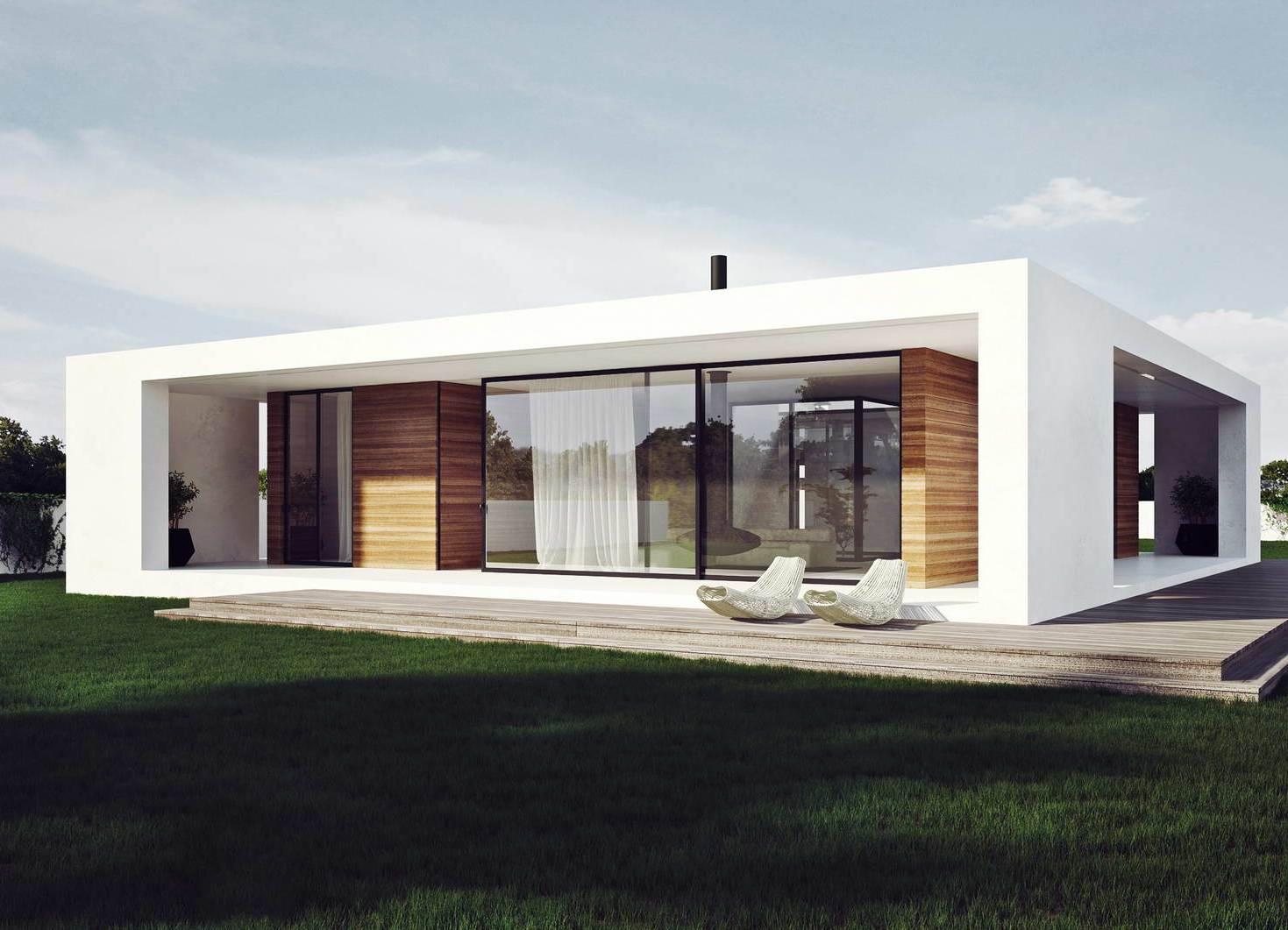 Casas minimalistas baratas ideas de disenos for Casas minimalistas baratas