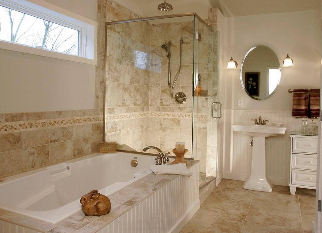 Ванная комната, плитка
