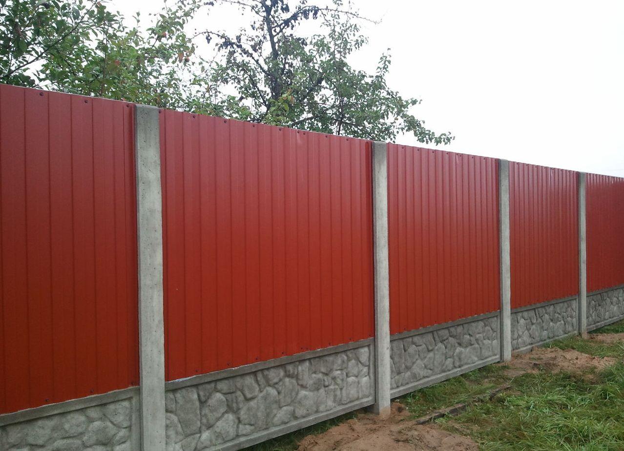 Забор для цветов своими руками фото 40