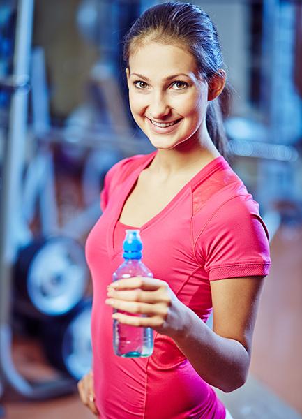 как правильно пить воду чтоб похудеть