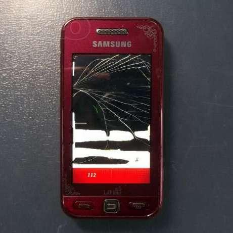 Обои Разбитый Телефон