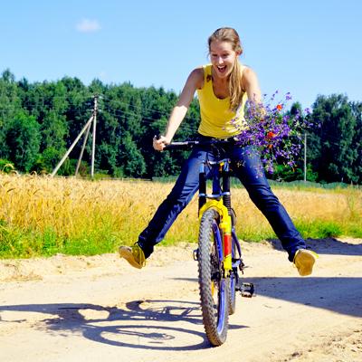 Сонник кататься на велосипеде к чему снится кататься на велосипеде во сне