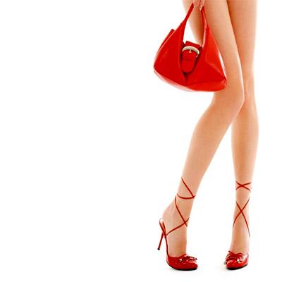 Худые ноги как сделать их красивыми