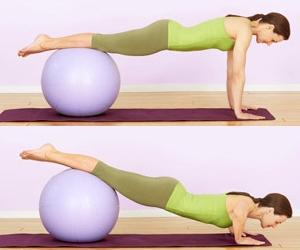 Упражнения на трицепс для женщин в домашних условиях 88
