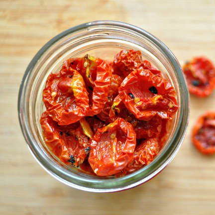 Вяленые помидоры - польза и вред