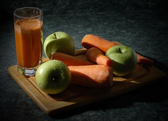 Свежевыжатый яблочно морковный сок польза и вред