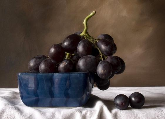 Черный виноград - польза и вред