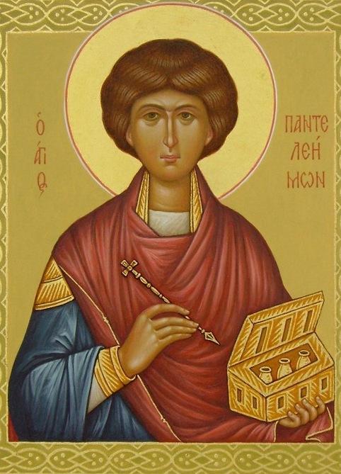 Картинки греческих святых
