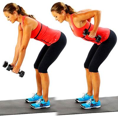 Как быстро похудеть в руках и плечах?