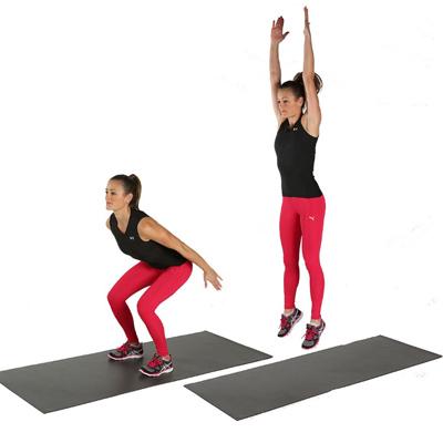 очень эффективные упражнения для похудения