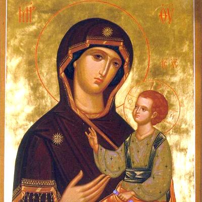 Молитвы Сон пресвятой богородицы