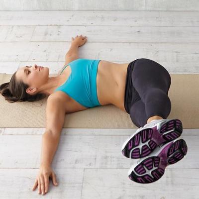 эффективные упражнения для похудения живота и боков2