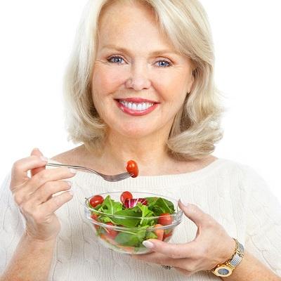 Особенности правильного питания для похудения при климаксе