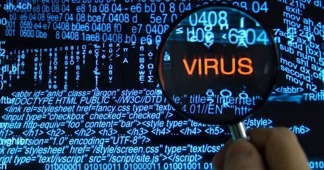 картинки компьютерный вирус