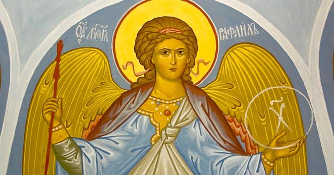 Архангел Рафаил: молитвенное обращение, в чем помогает