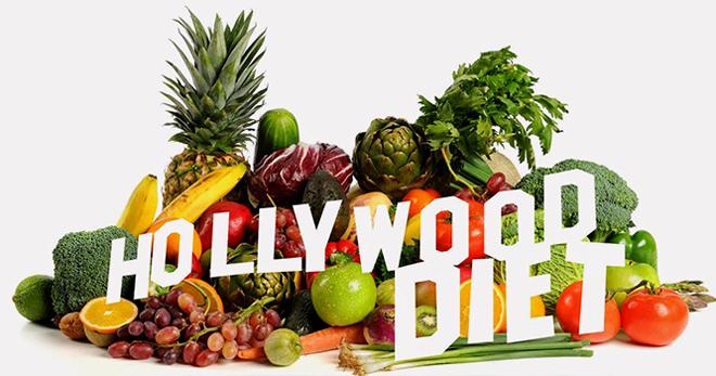Самые эффективные диеты голливудских звезд