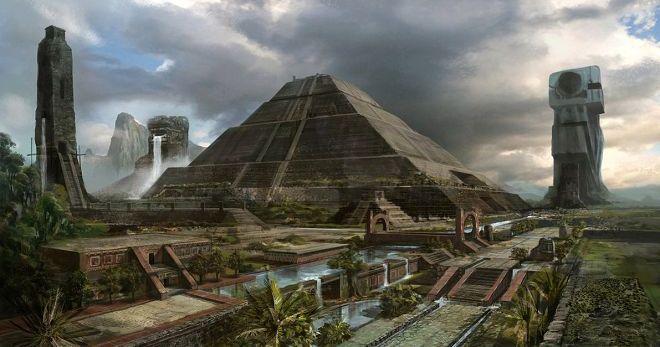 цивилизация майя. картинки