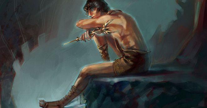 Древнегреческие бог покровитель обманщиков