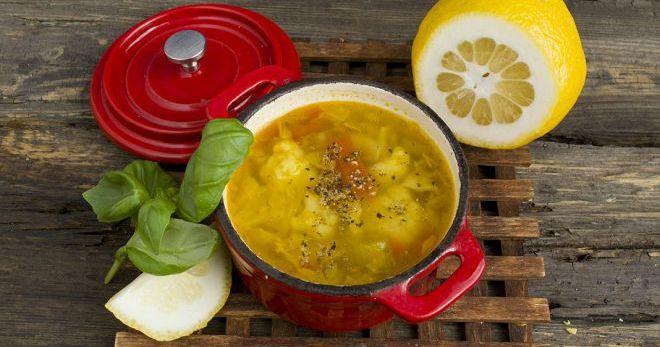простой диетический суп для похудения