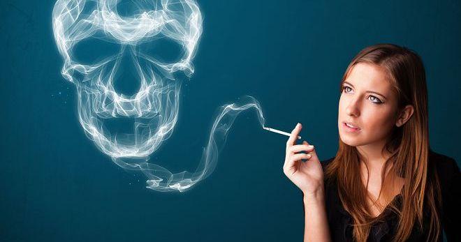 Курить оргазму вредить