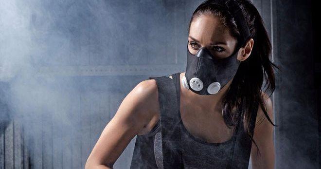 Маска для кислородного голодания во время тренировок — для чего нужна и как использовать
