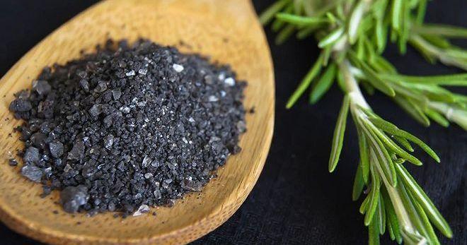 Черная соль - польза и вред для организма и похудения, как приготовить черную соль?