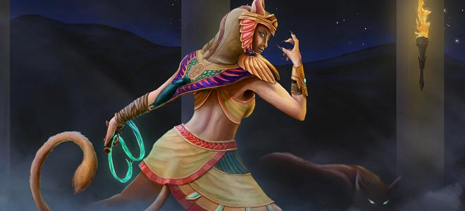 Богиня бастет в древнем египте доклад 8815